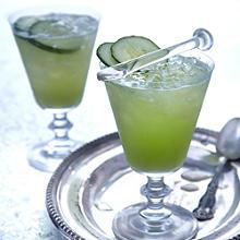 Elderflower, Cucumber & Lime Cooler
