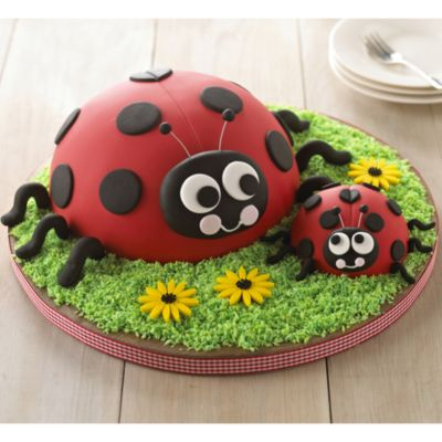 ladybird cake recipes lakeland. Black Bedroom Furniture Sets. Home Design Ideas