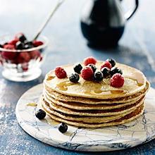 Yoghurt Pancakes