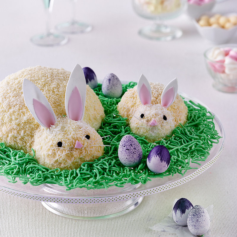 easter bunny cake ideas easter bunny cakes recipes lakeland 3786