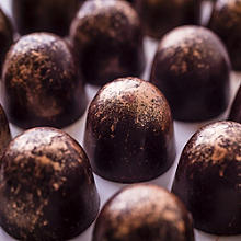 California Prune and Porter Truffles