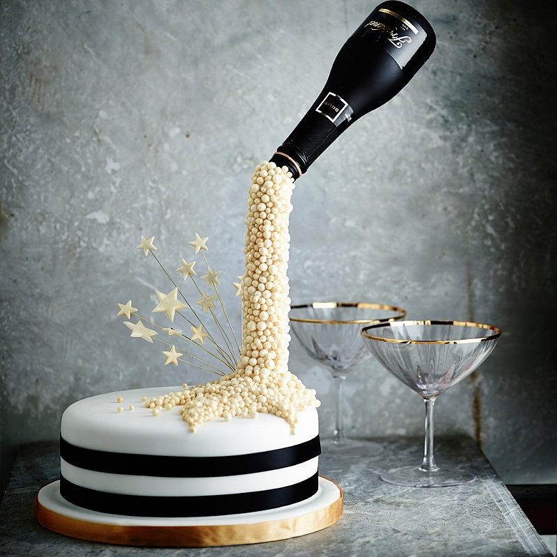 Prosecco Cake Ideas