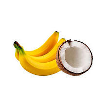 Banana Coconut Energiser Smoothie