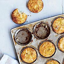 Lucy Bee's Smoked Haddock & Horseradish Muffins