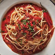Spaghetti Arrabiata