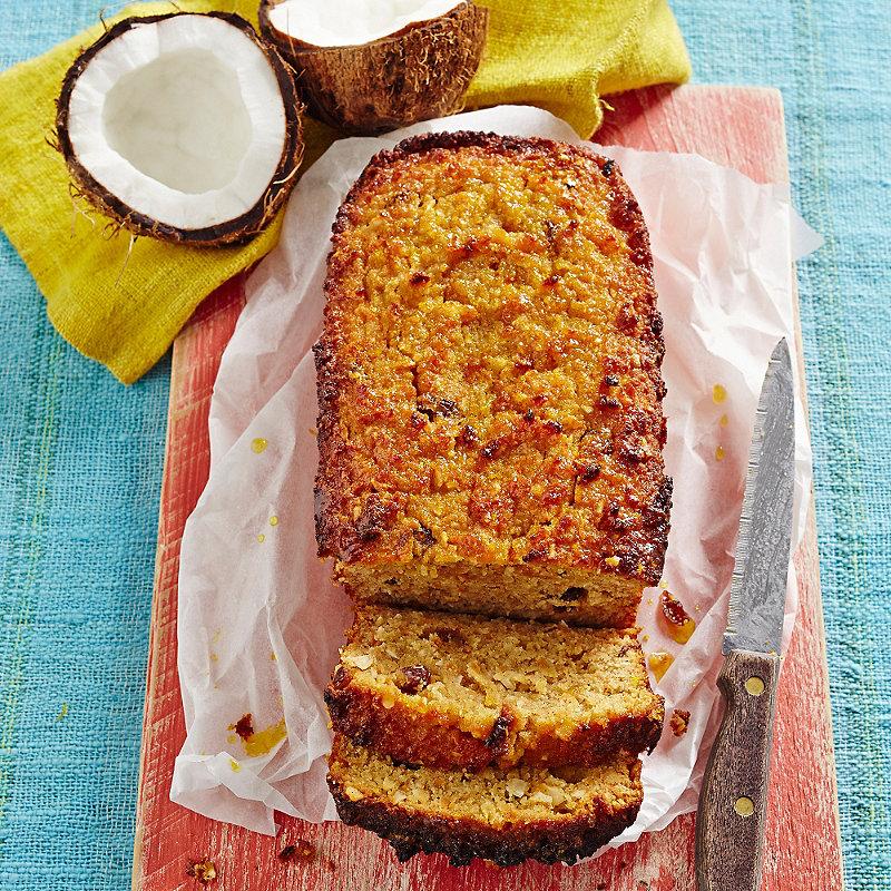 Carrot & Coconut Cake