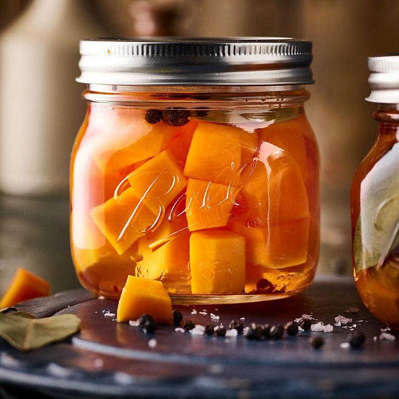 Pickled Pumpkin