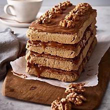 Gluten, Dairy & Sugar-Free Coffee, Maple & Walnut Cake