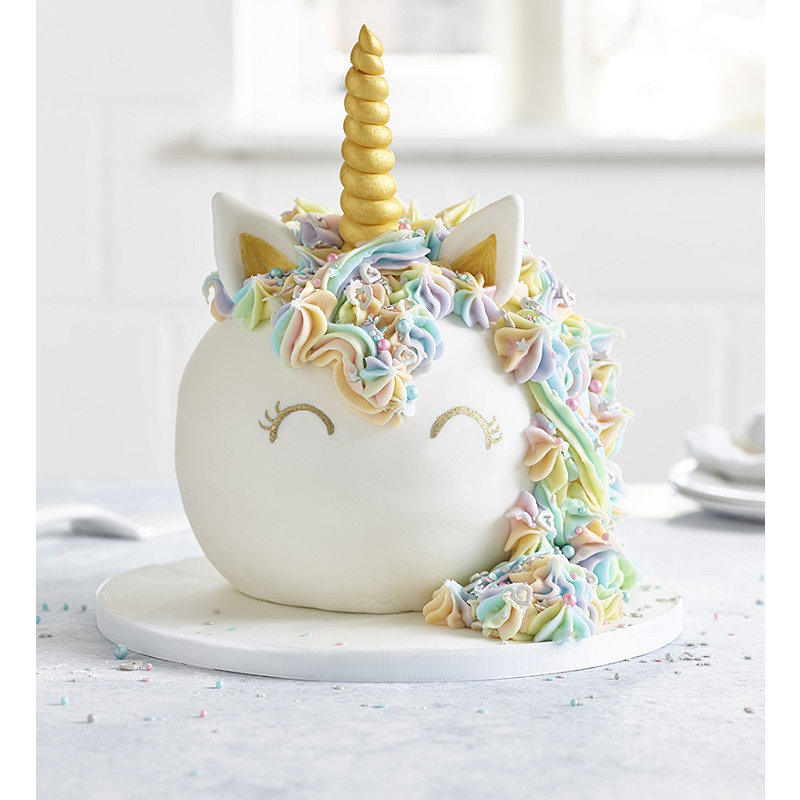 Unicorn Cake | Hemisphere Cake Recipes | Lakeland